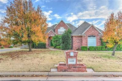 Oklahoma City Single Family Home For Sale: 6600 NW 109th Street