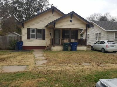 Chickasha OK Single Family Home For Sale: $13,900