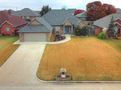 Midwest City Single Family Home For Sale: 1971 Townsend Court