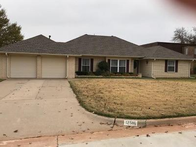 Oklahoma City Single Family Home For Sale: 12516 Green Valley Drive