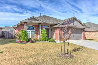 Edmond Single Family Home For Sale: 15825 Sonador Drive