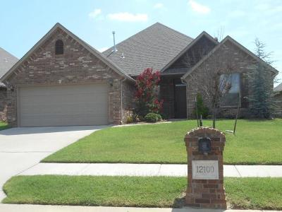 Oklahoma City Single Family Home For Sale: 12100 Chesterfield Lane