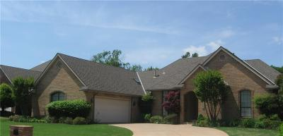 Edmond Single Family Home For Sale: 1609 Tahlequah Drive