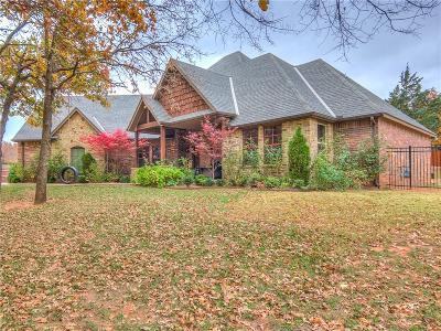 Blanchard Single Family Home For Sale: 1571 Bradford Place
