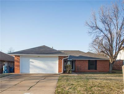 Edmond Single Family Home For Sale: 2117 W Rockypoint Drive