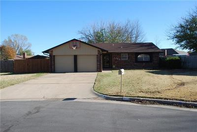 Oklahoma City Single Family Home For Sale: 1200 SW 99th
