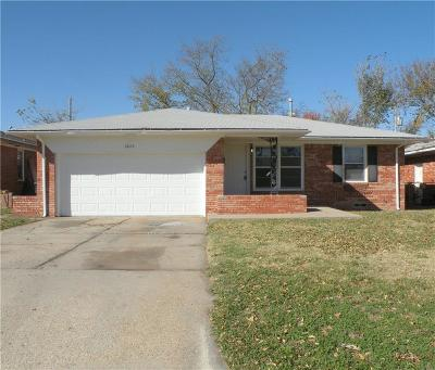 Oklahoma County Single Family Home For Sale: 2605 SW 54th Place