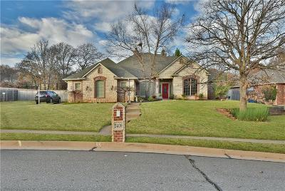 Oklahoma County Single Family Home For Sale: 2409 Steeplechase