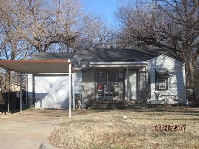Oklahoma County Single Family Home For Sale: 727 SE 19th