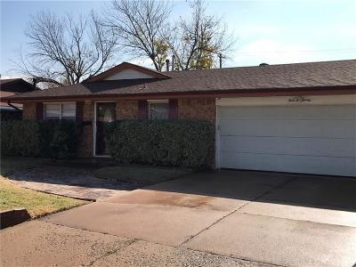 Oklahoma City Single Family Home For Sale: 1320 SW 83rd Street