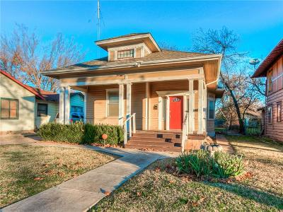 Oklahoma City Single Family Home For Sale: 1527 NW 33rd Street