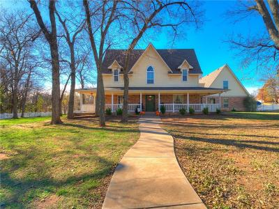Blanchard Single Family Home For Sale: 834 County Street 2984