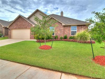 Oklahoma City Single Family Home For Sale: 7320 NW 149th