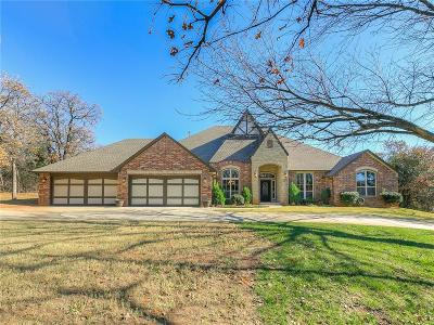 Oklahoma City Single Family Home For Sale: 10900 Goldleaf Lane
