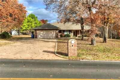 Guthrie Single Family Home For Sale: 410 W Lake Road