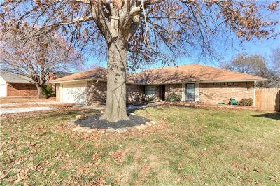 Oklahoma City Single Family Home For Sale: 5028 Burntwood Drive
