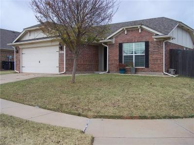 Edmond Single Family Home For Sale: 2801 183rd