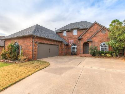 Edmond Single Family Home For Sale: 13305 Fox Creek Drive