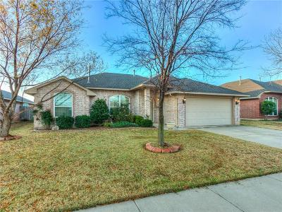 Edmond Single Family Home For Sale: 2140 Scissortail Landing
