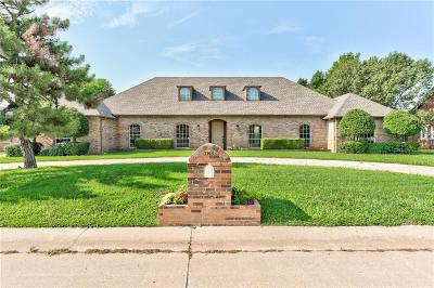 Oklahoma City Single Family Home For Sale: 2104 Banbury