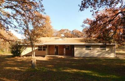 Norman Single Family Home For Sale: 18100 Stewart Drive