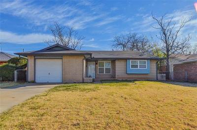 Norman Single Family Home For Sale: 1209 Erie