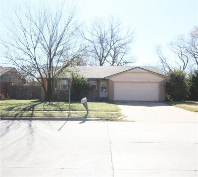 Moore Rental For Rent: 912 SE 12th Street
