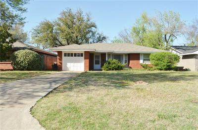 Oklahoma City Single Family Home For Sale: 1835 Westminister Place