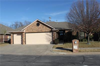 Oklahoma City Single Family Home For Sale: 12404 Crystal Gardens Drive
