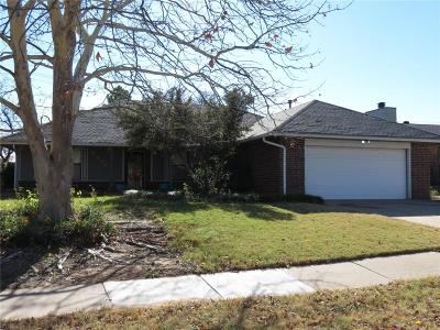 Edmond Single Family Home For Sale: 2406 Ripple Creek Lane