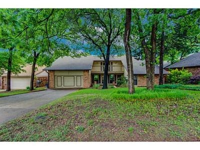 Edmond Single Family Home For Sale: 1306 Richmond Road