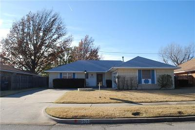 Oklahoma City Single Family Home For Sale: 8505 S Hillcrest