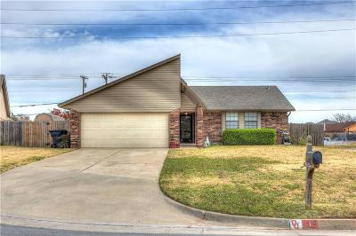 Oklahoma City Single Family Home For Sale: 1 SW 141st Street