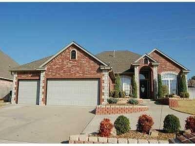 Norman Single Family Home For Sale: 1005 Reginald Drive