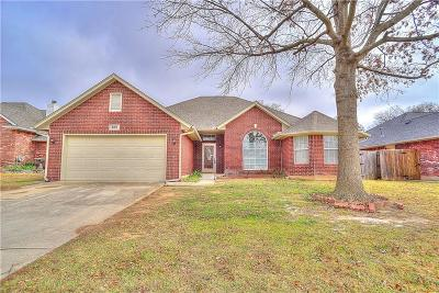 Midwest City OK Single Family Home For Sale: $158,500