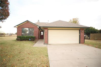 Moore Single Family Home For Sale: 1924 Bluejay Court