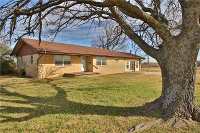 Tuttle Single Family Home For Sale: 4203 Highway 37