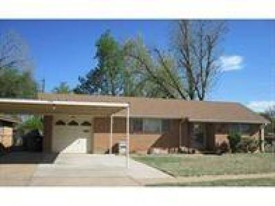 Del City Single Family Home For Sale: 3337 Greenbrier Terrace