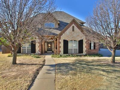 Edmond Single Family Home For Sale: 2801 Century Drive