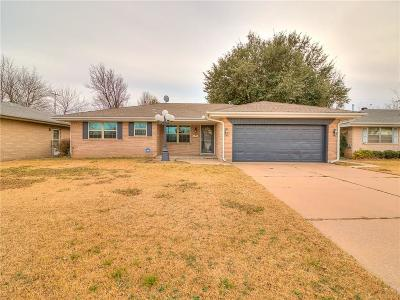 Oklahoma City Single Family Home For Sale: 2844 SW 78th Street