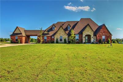 Oklahoma City OK Single Family Home For Sale: $624,900