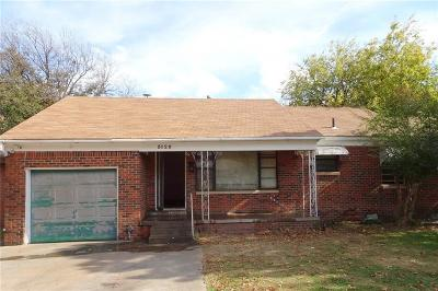 Oklahoma City Single Family Home For Sale: 5120 S Lee Avenue