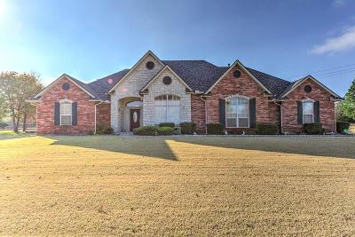Choctaw Single Family Home For Sale: 381 Hickory Hill Drive