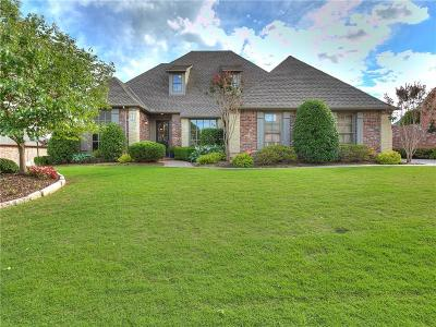 Edmond Single Family Home For Sale: 3316 Shadow Valley Drive