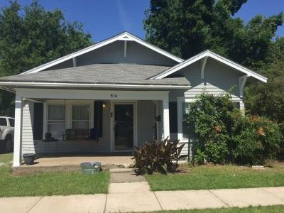 Norman Single Family Home For Sale: 514 N Crawford