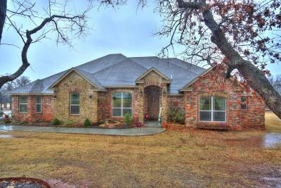 Blanchard Single Family Home For Sale: 2477 Blackoak Court