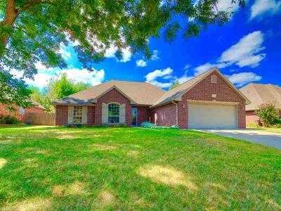 Stillwater Single Family Home For Sale: 1018 S Pecan Hill Street