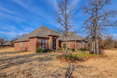 Choctaw Single Family Home For Sale: 3815 Newburg