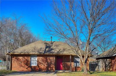 Oklahoma City Single Family Home For Sale: 3633 SW 41st Street