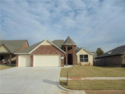 Moore Single Family Home For Sale: 317 Stoneridge